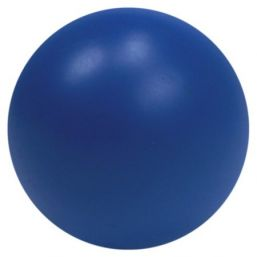 Stressball Ø 63 mm blue 9355