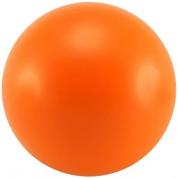 Stressball Ø 63 mm orange 9355