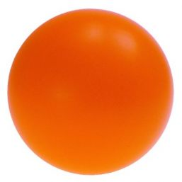 Stressball Ø 7 cm orange 9455