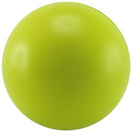 Stressball Ø 63 mm lime 9355
