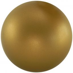 Stressball Ø 63 mm gold 9355