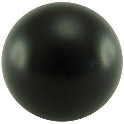 Stressball Ø 63 mm black 9355